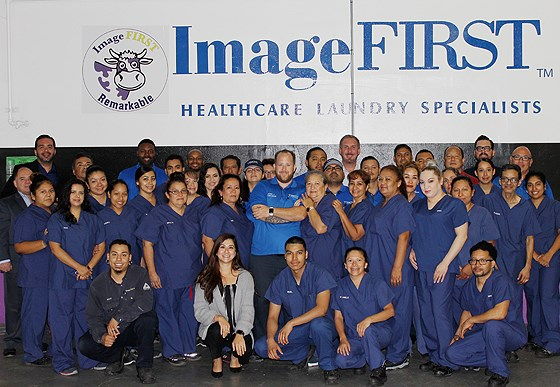 ImageFIRST Los Angeles Team