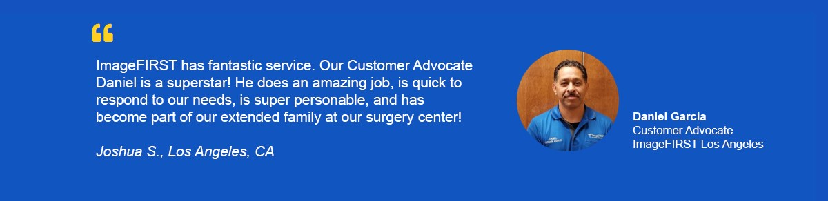 Customer Advocate's Remarkable Service