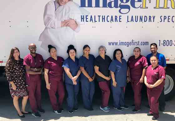 ImageFIRST San Francisco Gilroy Team